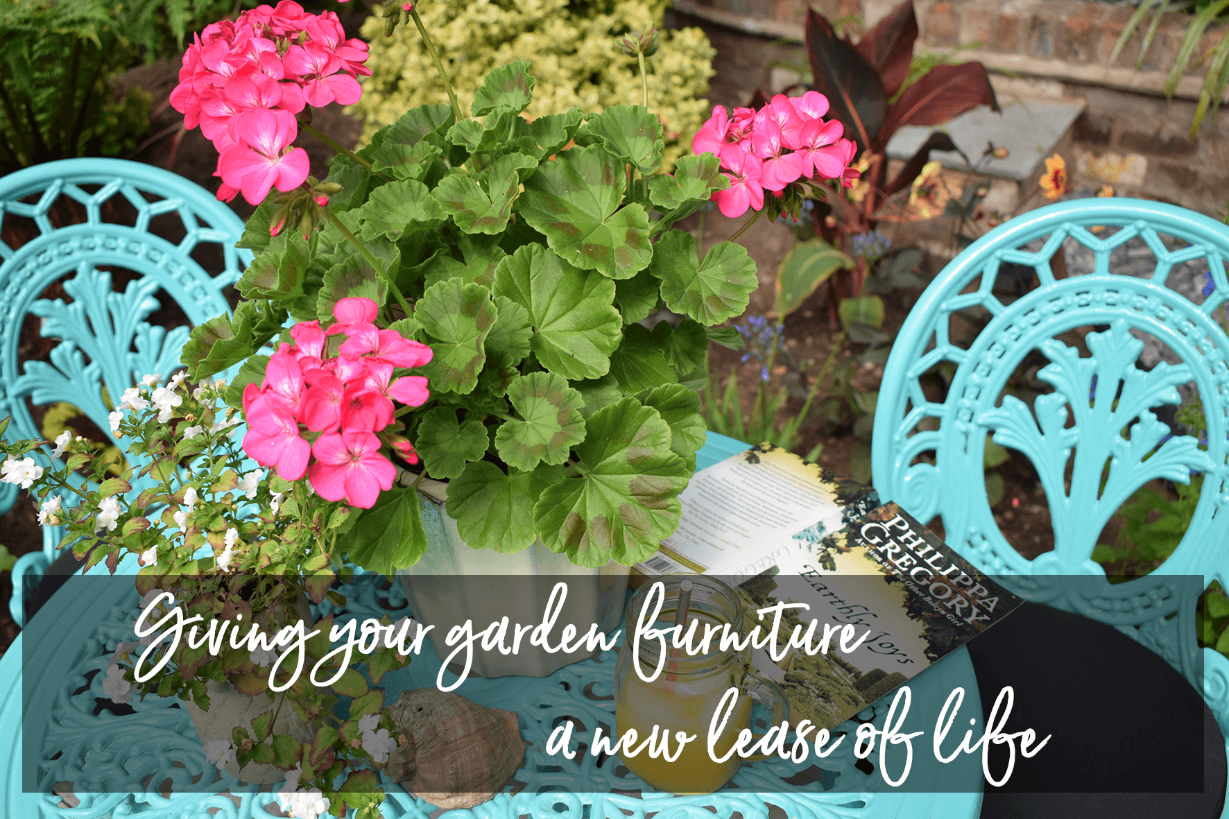 Giving your garden furniture a new lease of life