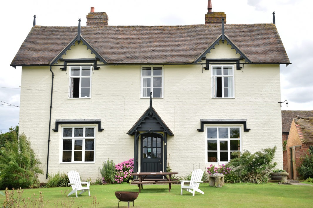 A Working Farm B&B and a 40th Birthday Party!