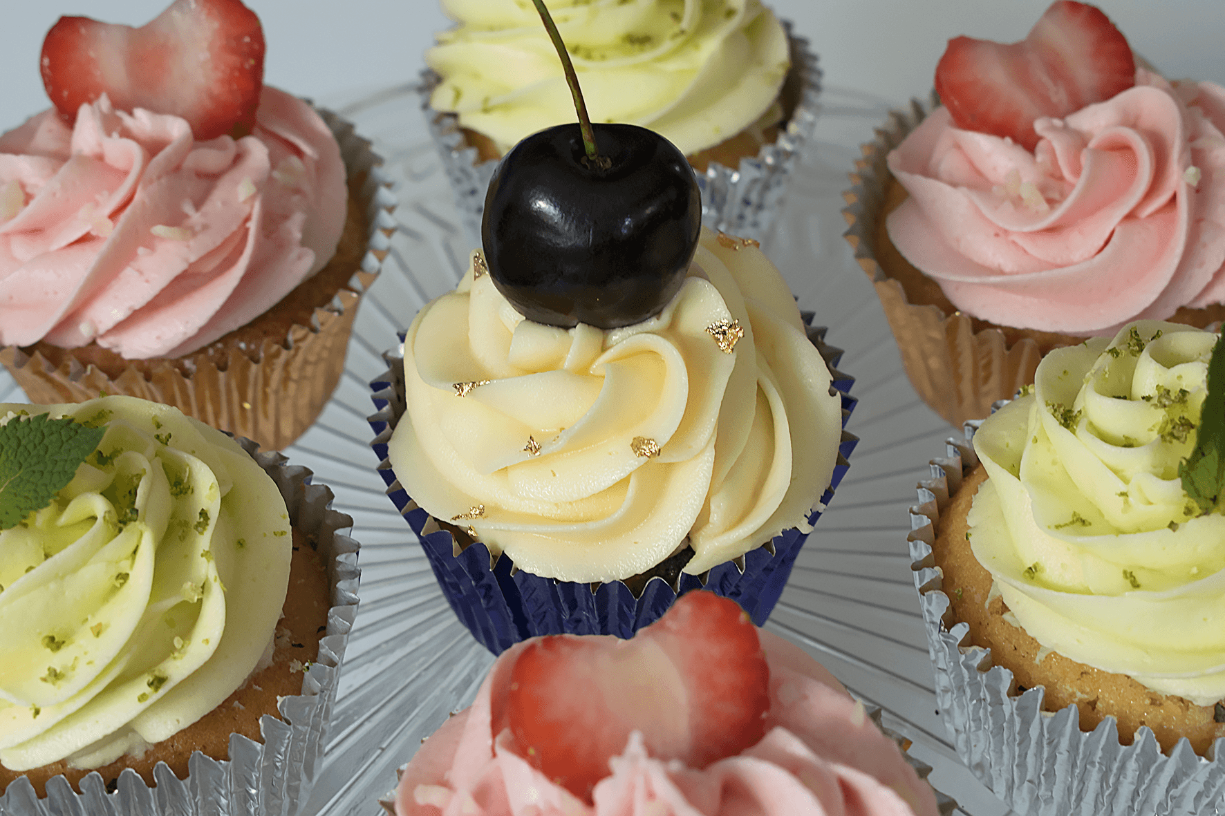 cocktail cupcake recipes