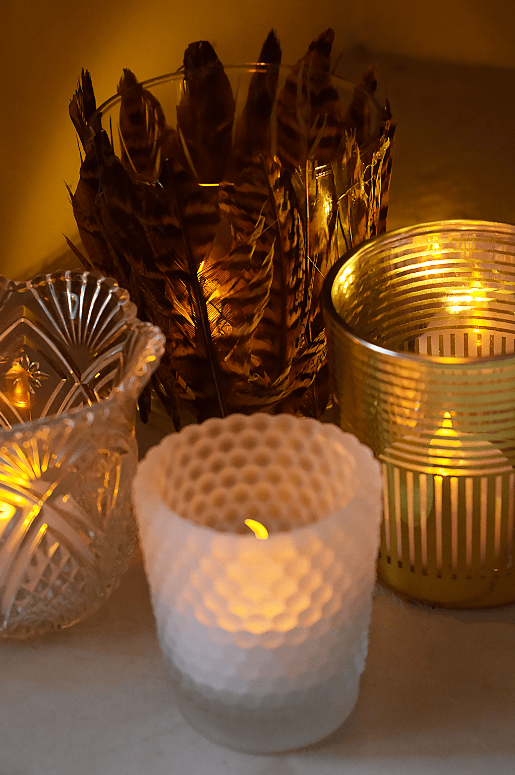 Candles and Tealights